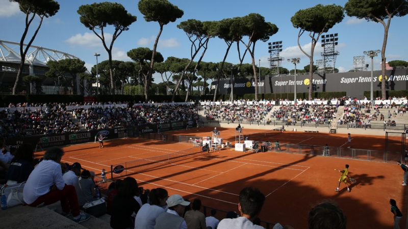 Foro Italico: ground