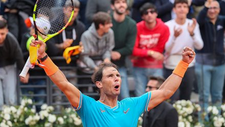 tournoi de tennis de rome 2019 dates