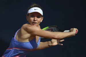 Simona Halep, due volte finalista agli Internazionali BNL d'Italia