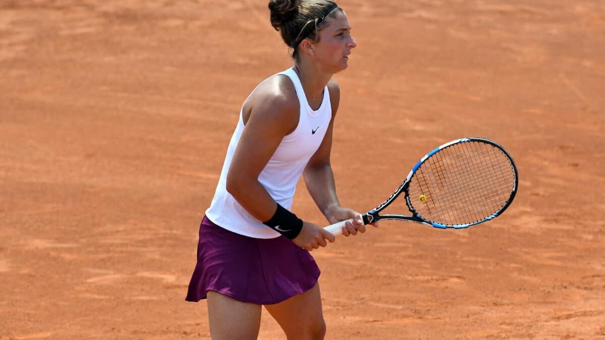 Sara Errani (foto Fioriti)