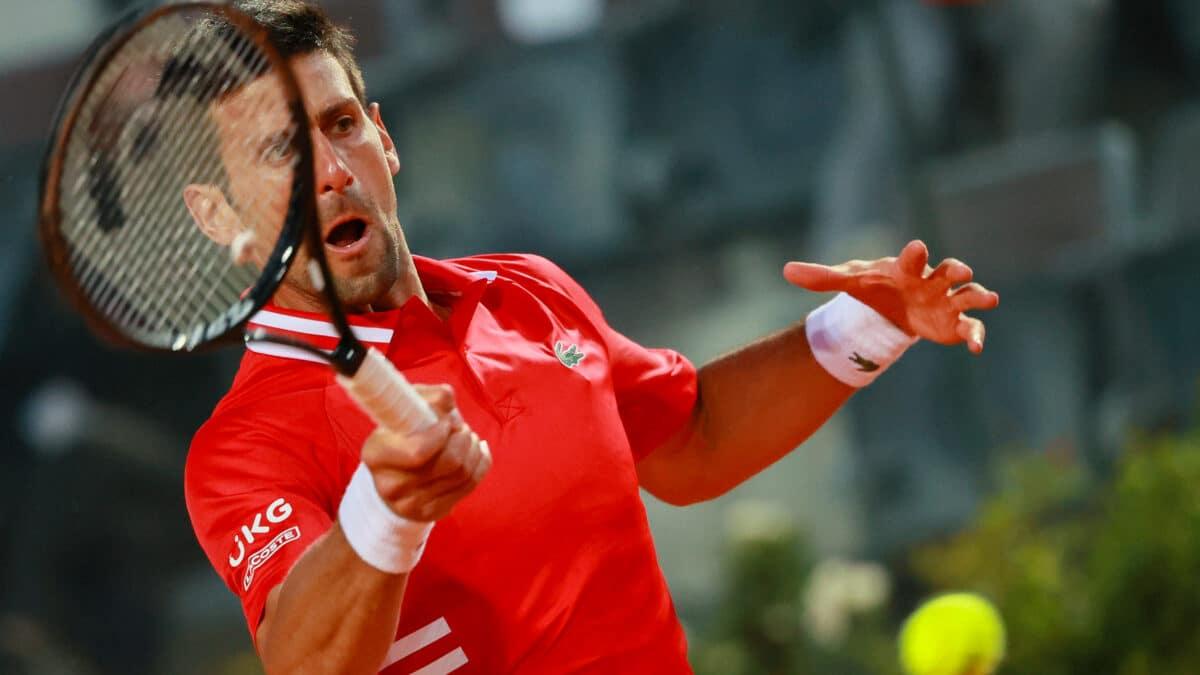 Novak Djokovic (foto Sposito)