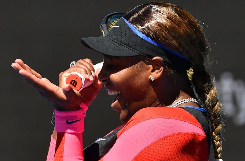 Serena Williams (foto Getty)